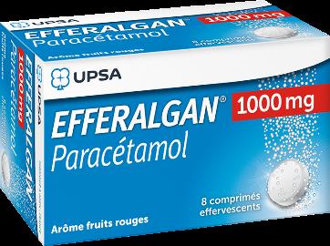 UPSA - Efferalgan 100 mg comprimé effervescent
