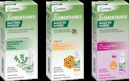Les Elementaires, gamme de Dispositifs médicaux UPSA